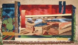 harts bluff series - Susan Hart Henegar - Tapestries & Custom Textiles