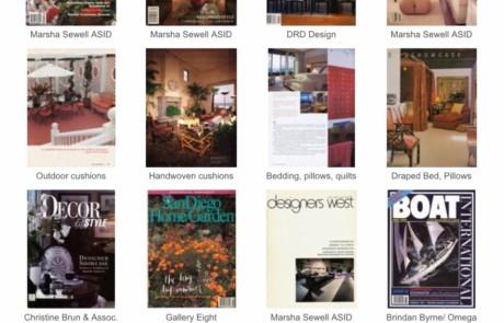 interior design - Susan Hart Henegar - Tapestries & Custom Textiles