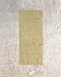 salvaged - Susan Hart Henegar - Tapestries & Custom Textiles