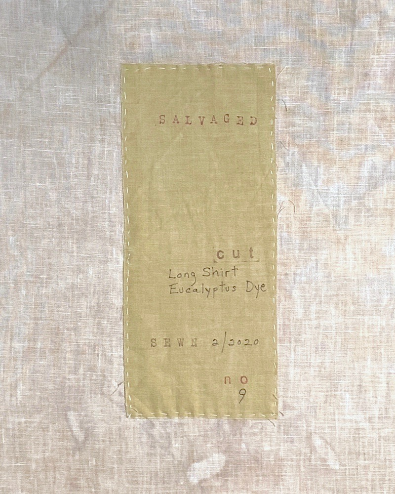salvaged - Susan Hart Henegar - Tapestries & Custom Textiles