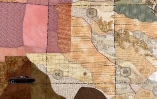 lone star quilt - Susan Hart Henegar - Tapestries & Custom Textiles