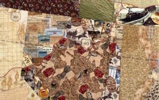 rockabilly mann quilt - Susan Hart Henegar - Tapestries & Custom Textiles