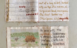 solitude books - Susan Hart Henegar - Tapestries & Custom Textiles