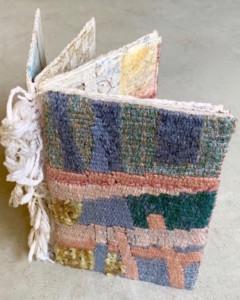 fiber book - Susan Hart Henegar - Tapestries & Custom Textiles