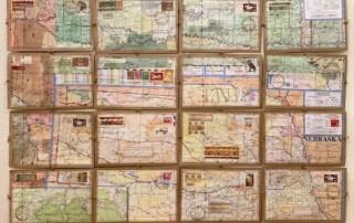 unbound book - Susan Hart Henegar - Tapestries & Custom Textiles