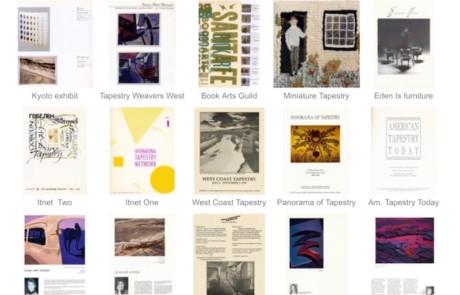 catalogs - Susan Hart Henegar - Tapestries & Custom Textiles